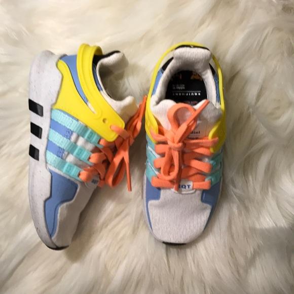 the latest 1583e 75e28 Toddler Adidas x Mini Rodini collab sneakers